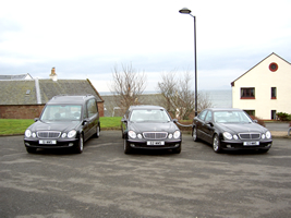 Funeral vehicle fleet
